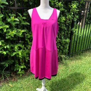 Nike Fit Dry Athletic Dress Size Large